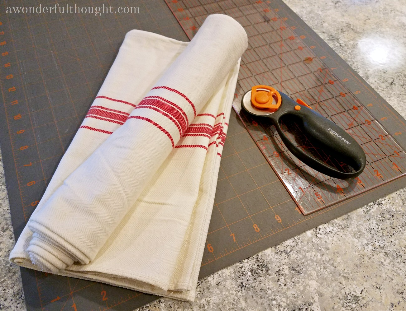 Make Two Projects From 3 Target Dollar Spot Table Runners