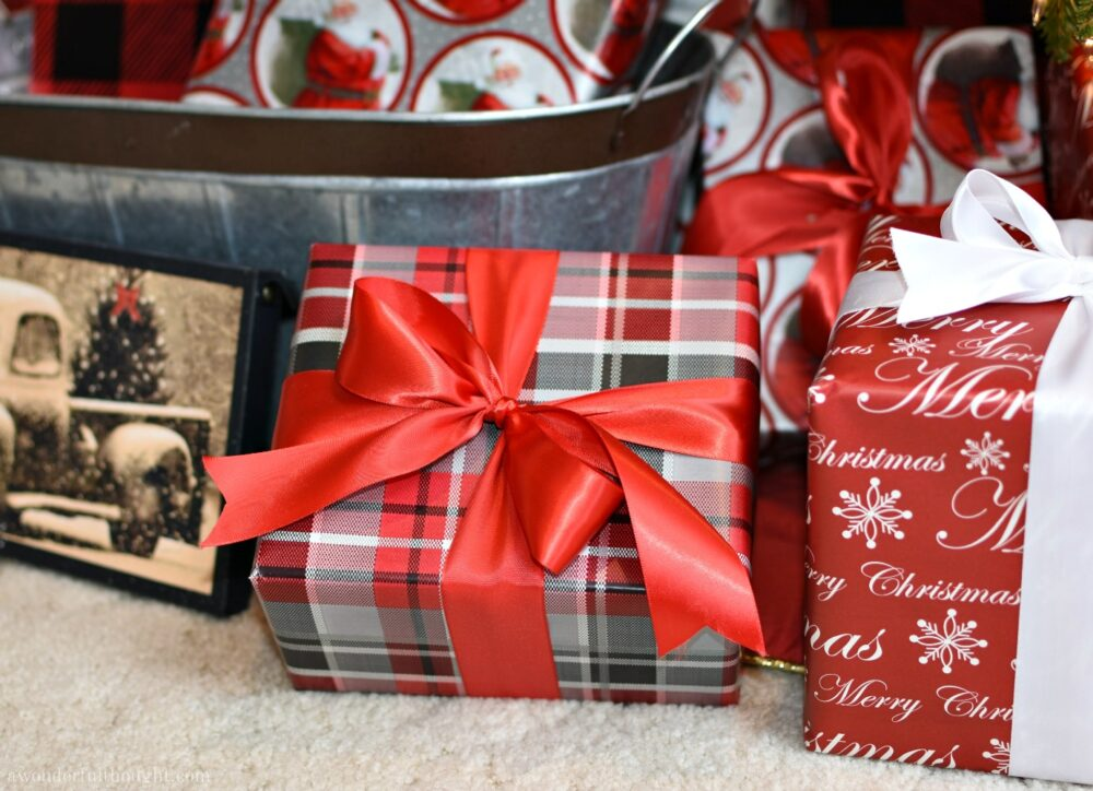 Christmas Gift Exchange Ideas - A Wonderful Thought